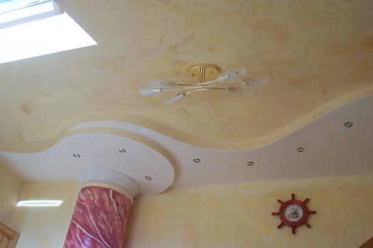 Suspente pour plafond suspendu pvc cout travaux renovation for Dtu faux plafond